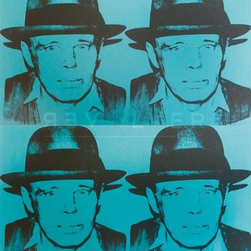 Andy Warhol – Joseph Beuys F.S. II 242 jpg