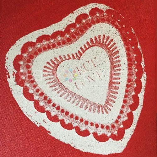 Warhol True Love