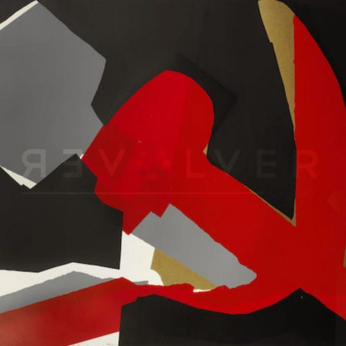 Andy Warhol – Hammer and Sickle Special Edition F.S. II 168 jpg