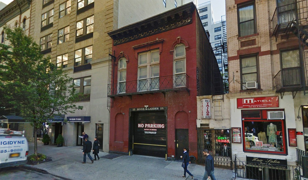 Andy Warhol's First Studio now for sale on the Real Estate Market