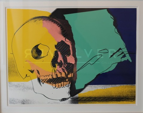 Andy Warhol - Skull F.S. II 158 jpg