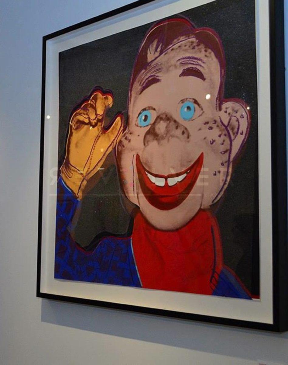 Andy Warhol - Howdy Doody F.S. II 263 jpg