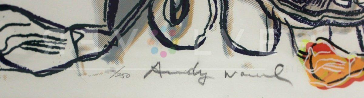 Andy Warhol - Kachina Dolls F.S. II 381 sig blur jpg