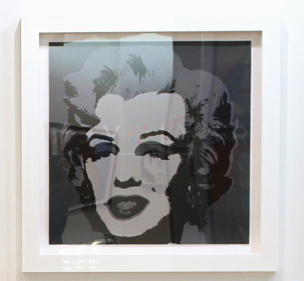 Andy Warhol - Marilyn Monroe F.S. II 24 framed jpg