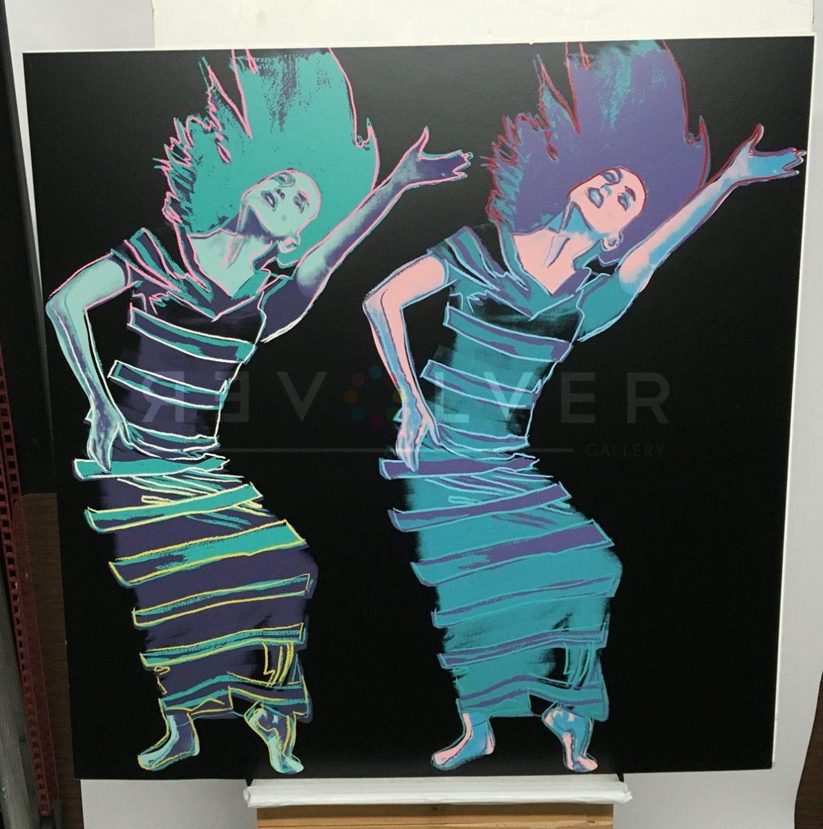 Andy Warhol - Martha Graham F.S. 387 jpg