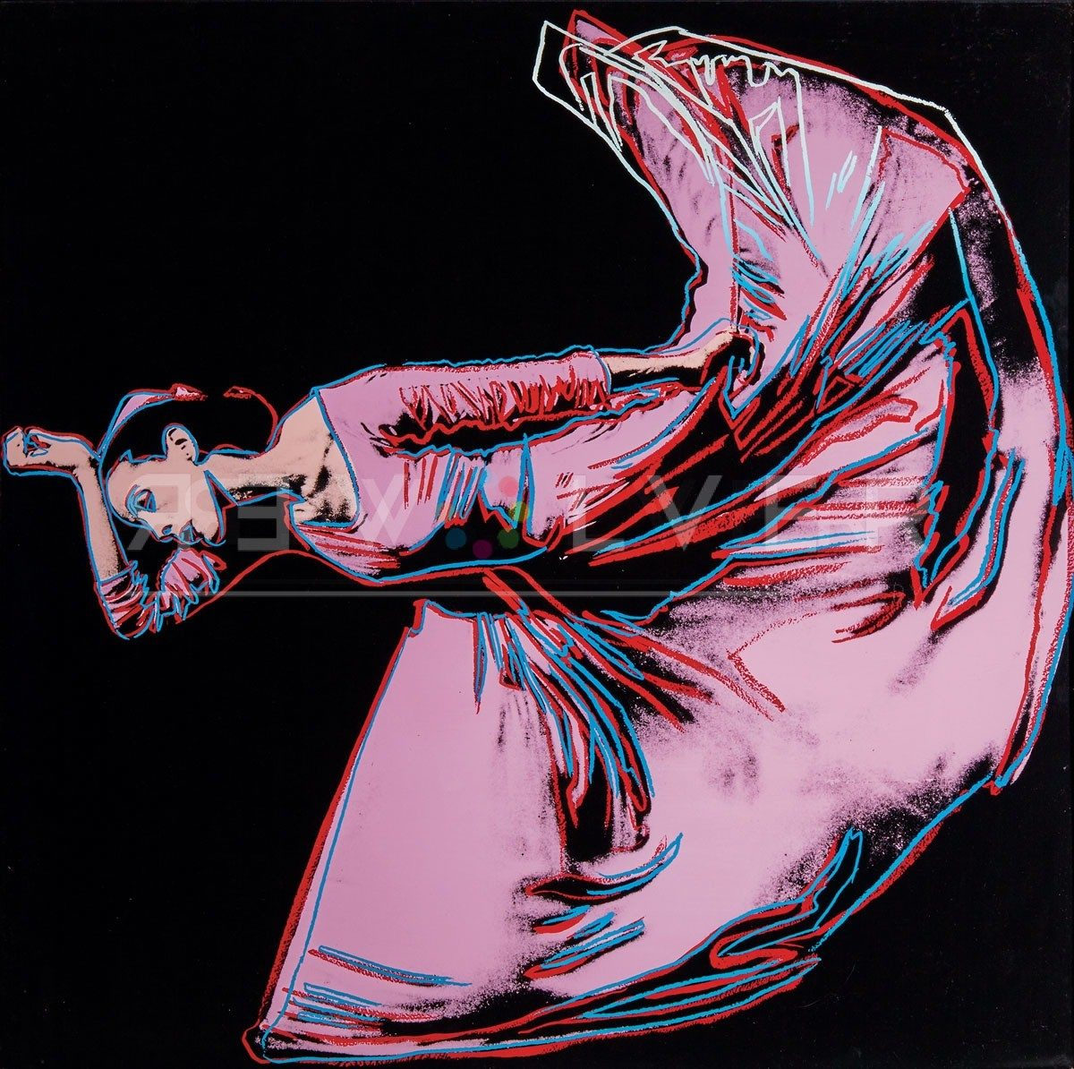 Andy Warhol - Martha Graham (Complete Portfolio) jpg