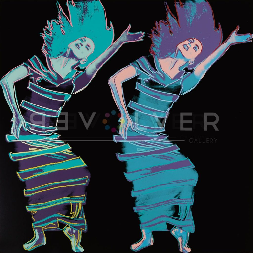 Andy Warhol - Martha Graham F.S. II 387 jpg