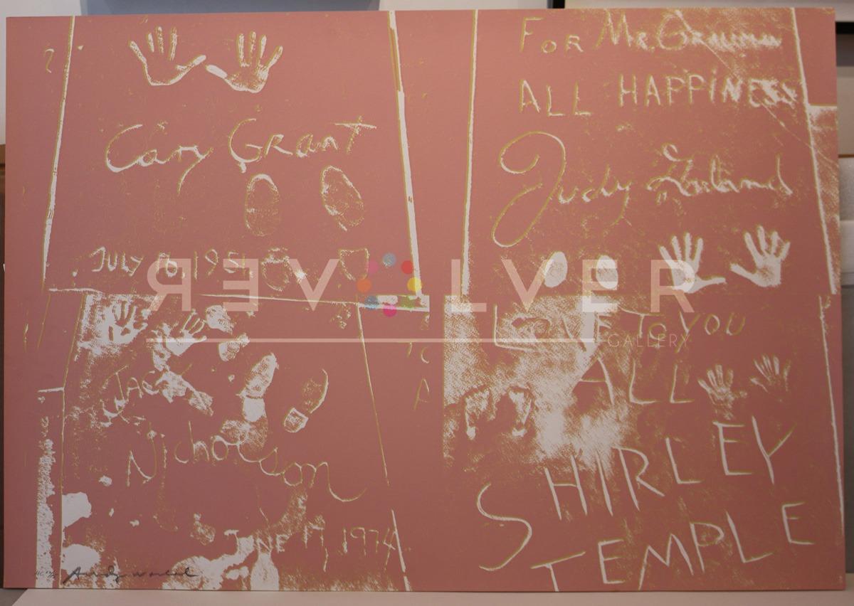 Andy Warhol - Sidewalk F.S. II 304 jpg