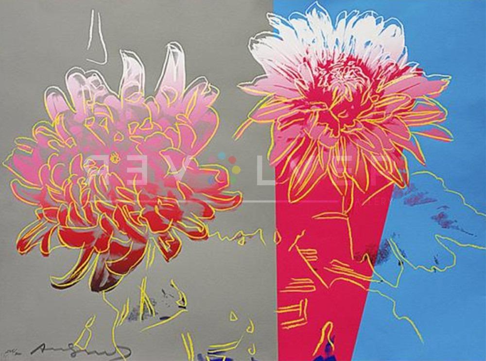 Andy Warhol – Kiku 308