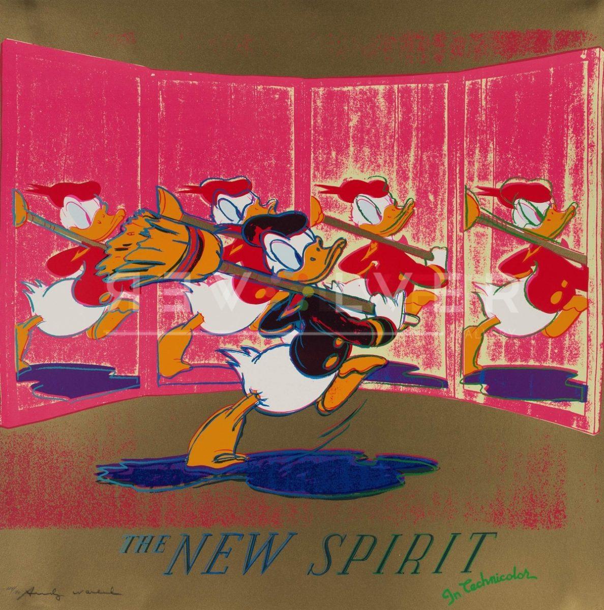 Andy Warhol - The New spirit F.S. II 357 jpg