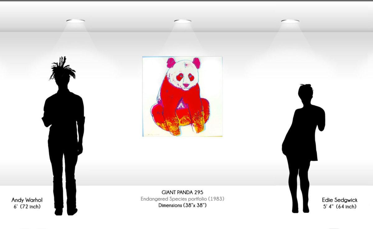 Andy Warhol - Giant Panda F.S. II 295 wd jpg