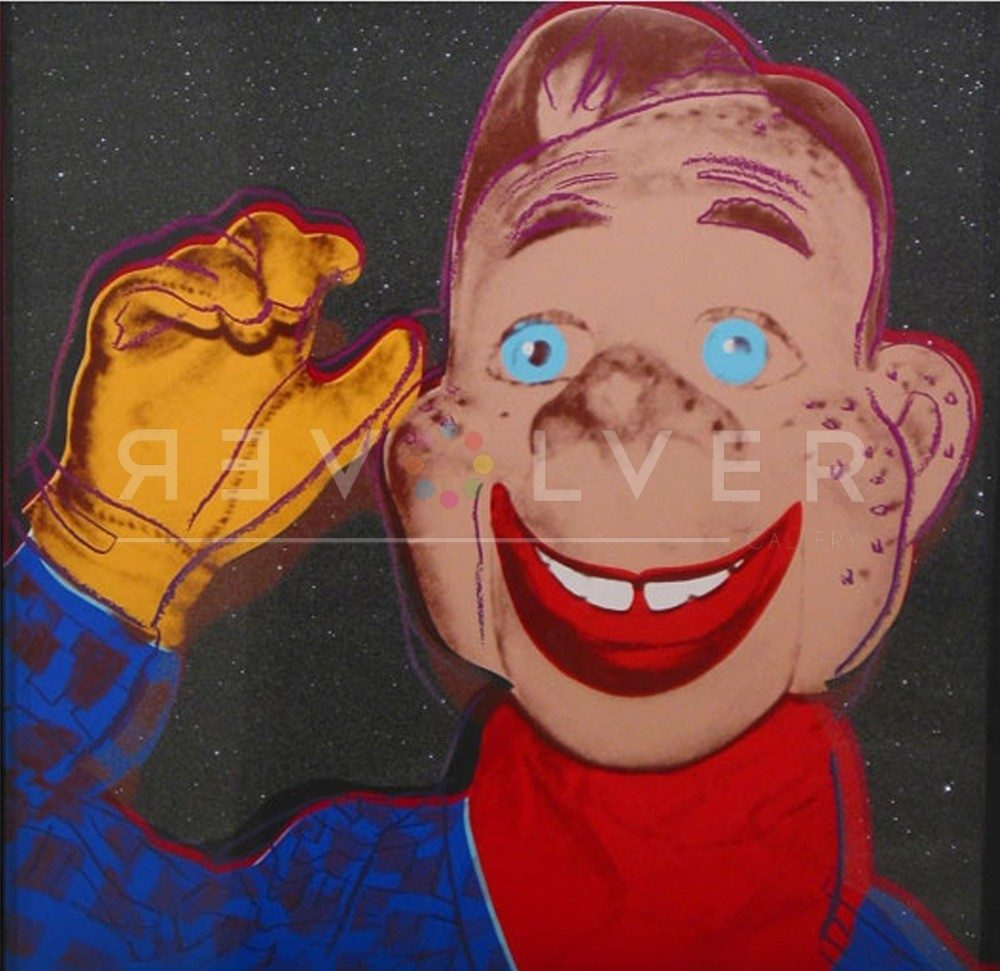 Andy Warhol Howdy Doody 263