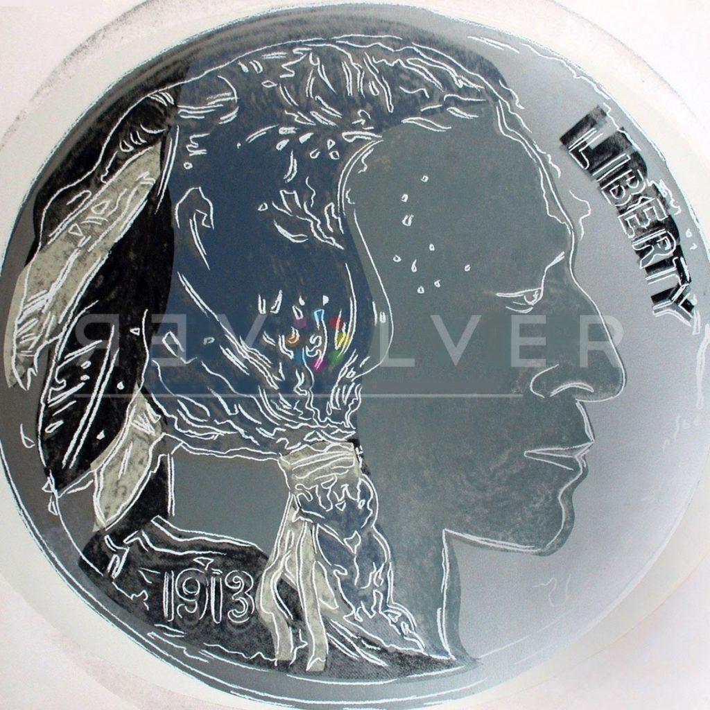 Andy Warhol Indian head nickel