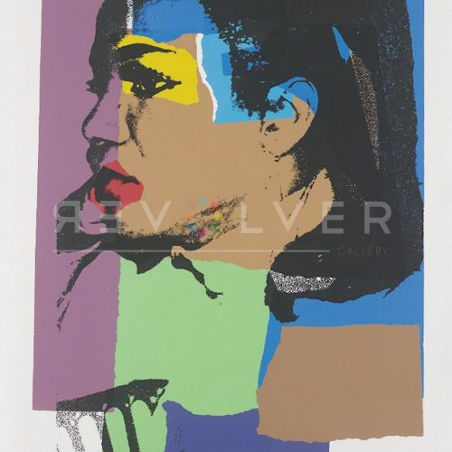 Andy warhol Screenprint Ladies and gentlemen