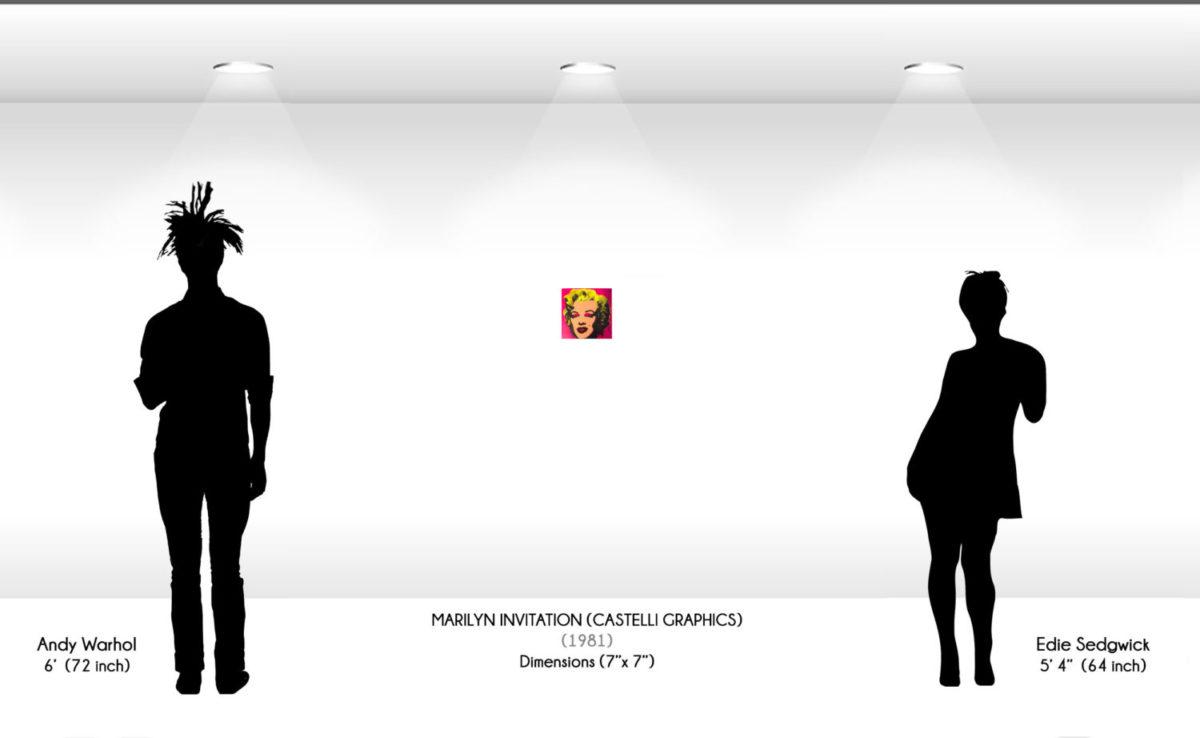 Andy Warhol - Marilyn invitation wd jpg