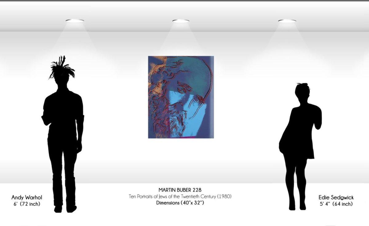 Andy Warhol - Martin Buber F.S. II 228 TP wd jpg