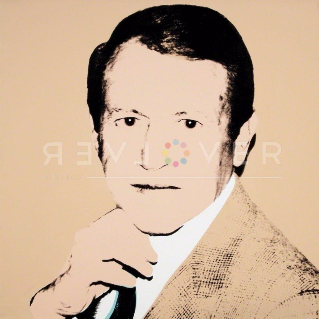 Andy Warhol Mr Pritzker