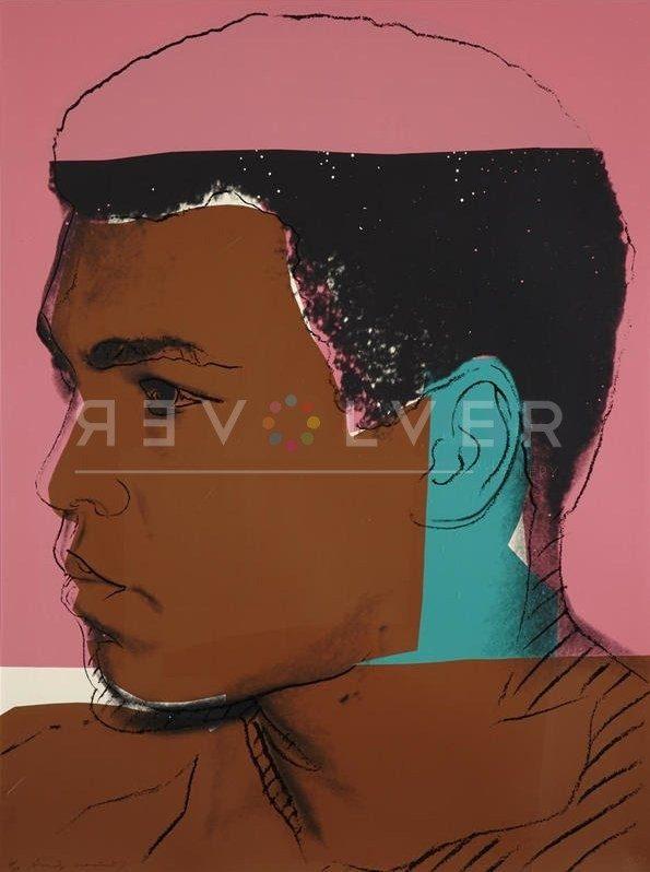 Andy Warhol Muhammad ali 179