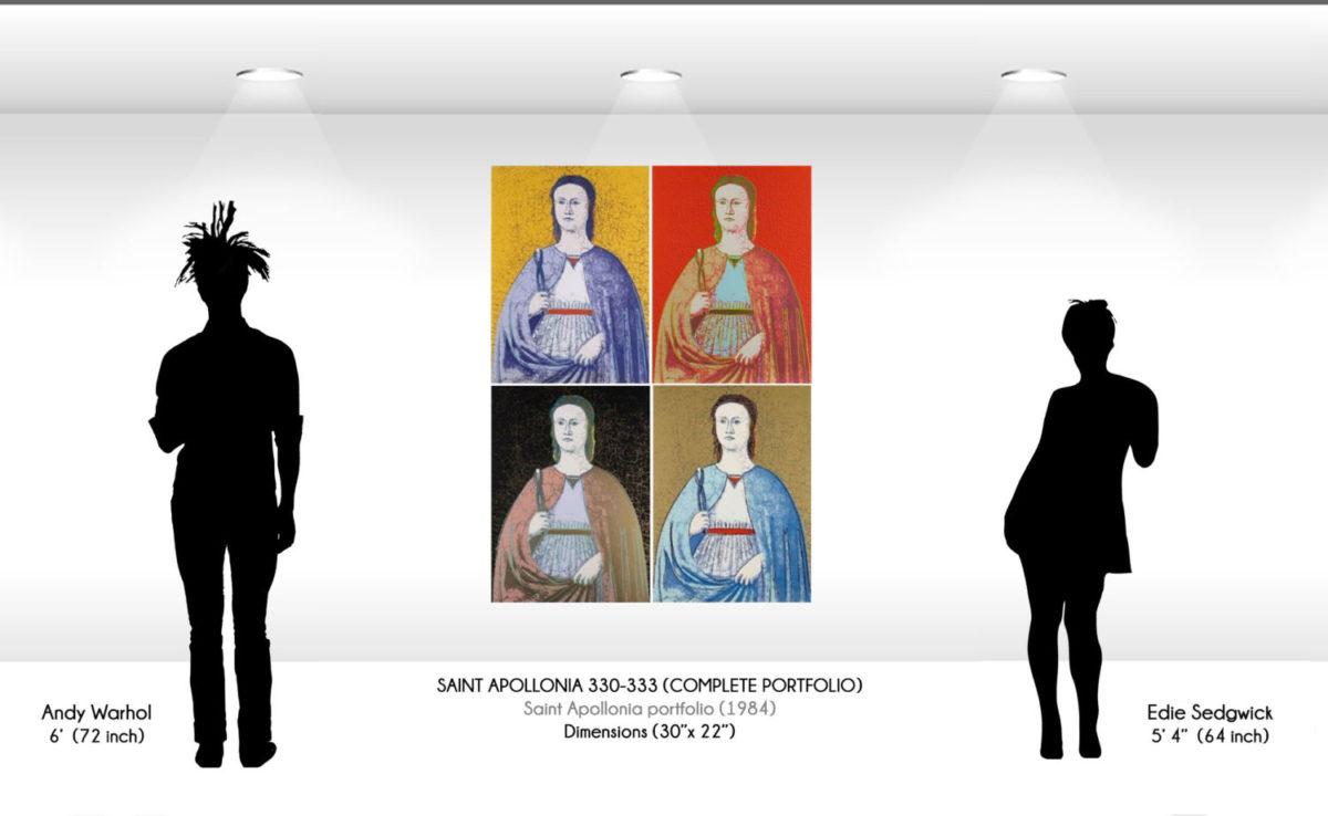 Andy Warhol - Saint Apollonia wd jpg