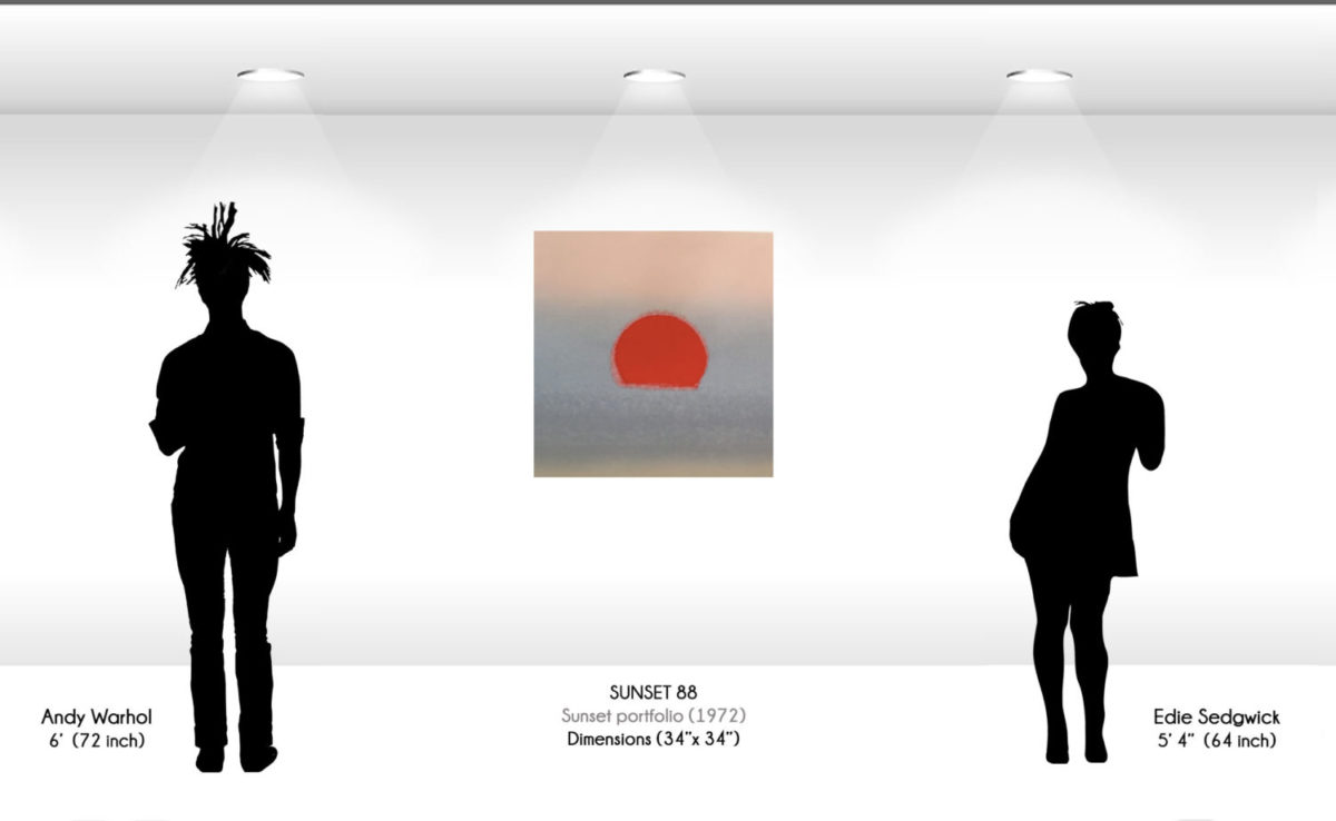 Andy Warhol - Sunset F.S. II 88 wd jpg