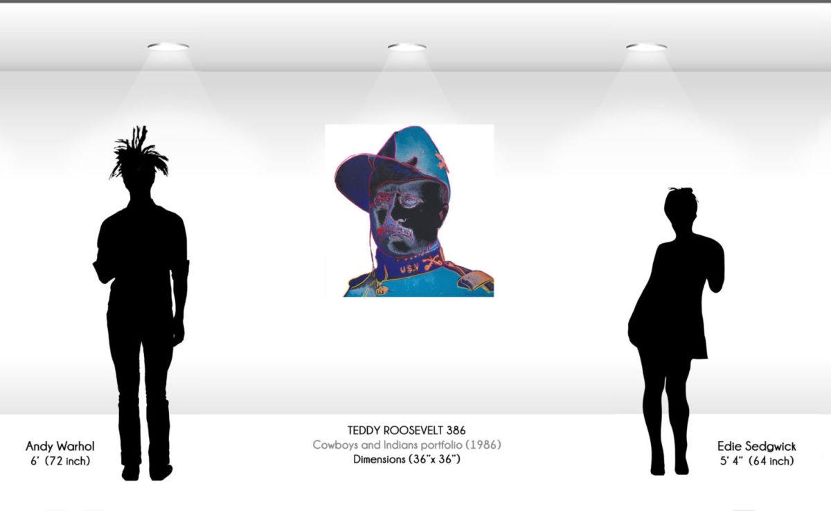 Andy Warhol - Teddy Roosevelt F.S. II 386 wd jpg