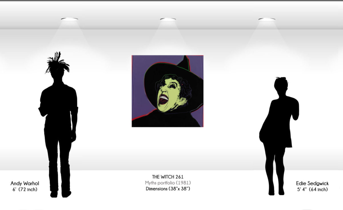 Andy Warhol - The Witch F.S. II 261 wd jpg