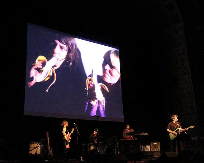 Unseen Warhol Short Films at venue