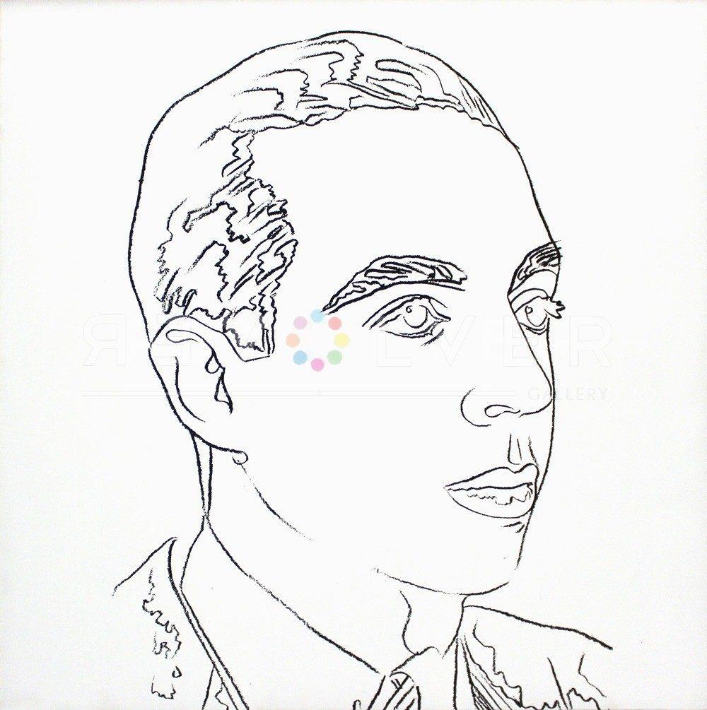 Andy Warhol - Vincente Minnelli jpg