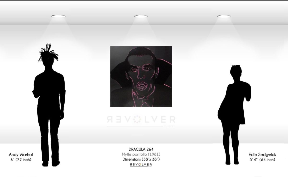 Andy Warhol Dracula 264