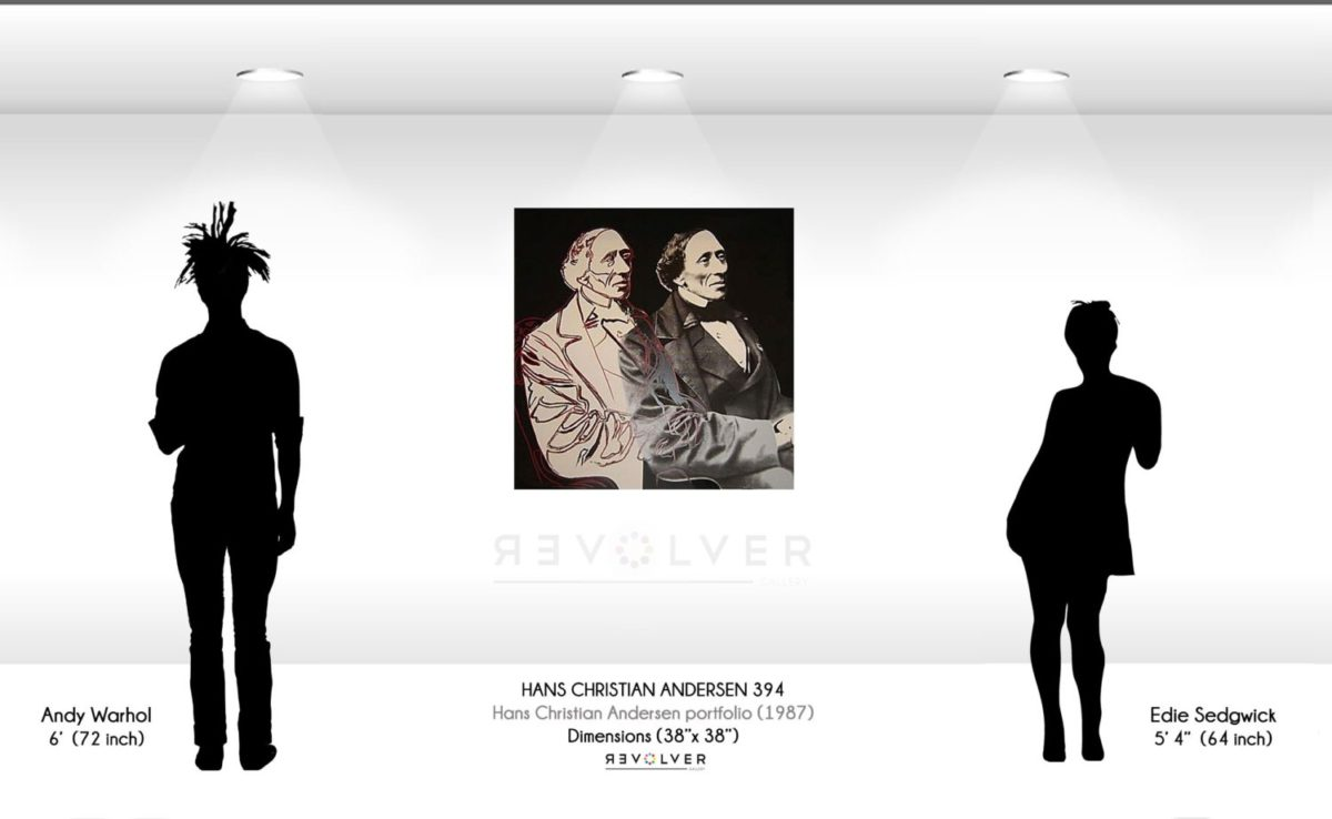 Andy Warhol Hans Christian Andersen 394