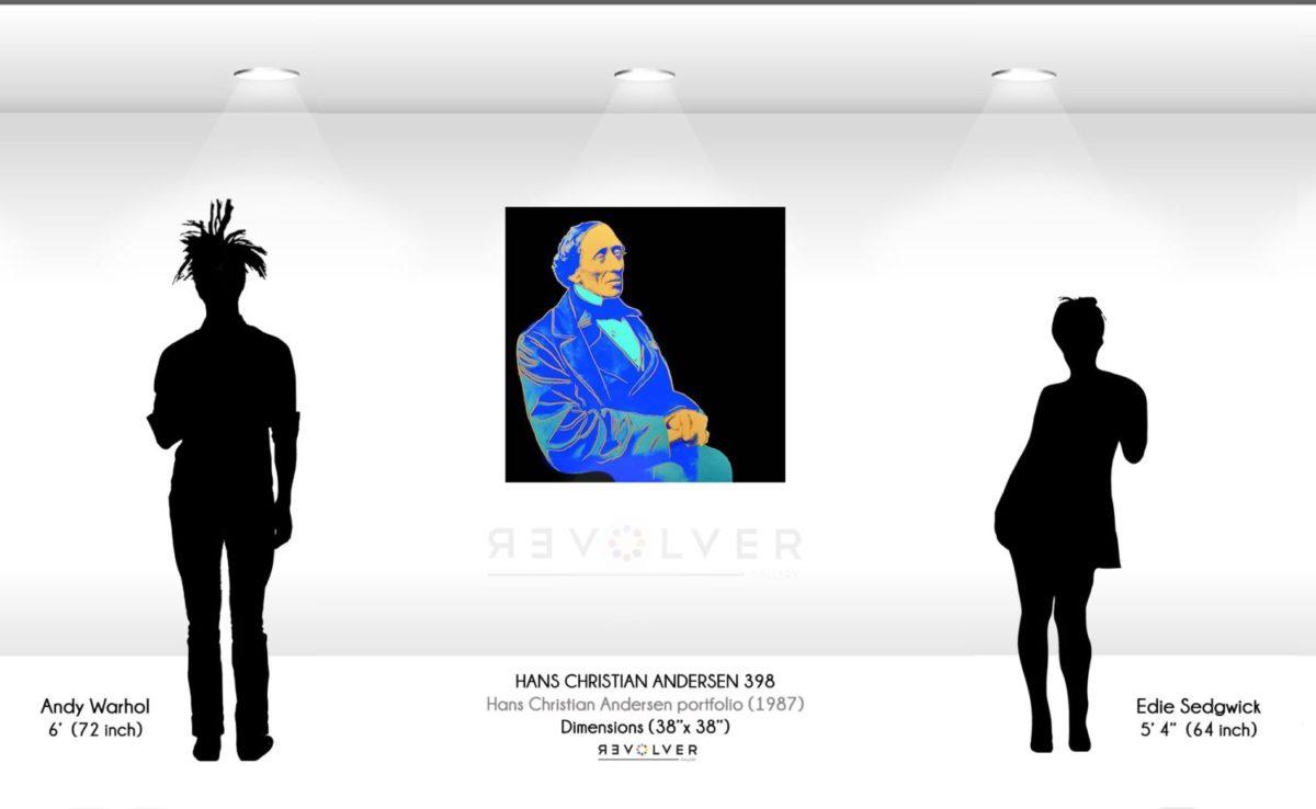 Andy Warhol Hans Christian Andersen 398