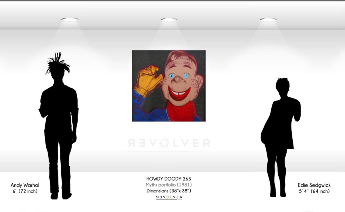 Andy Warhol Howdy Doody 263