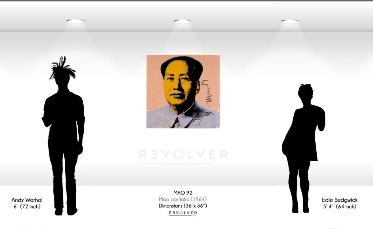 Andy Warhol Mao 92