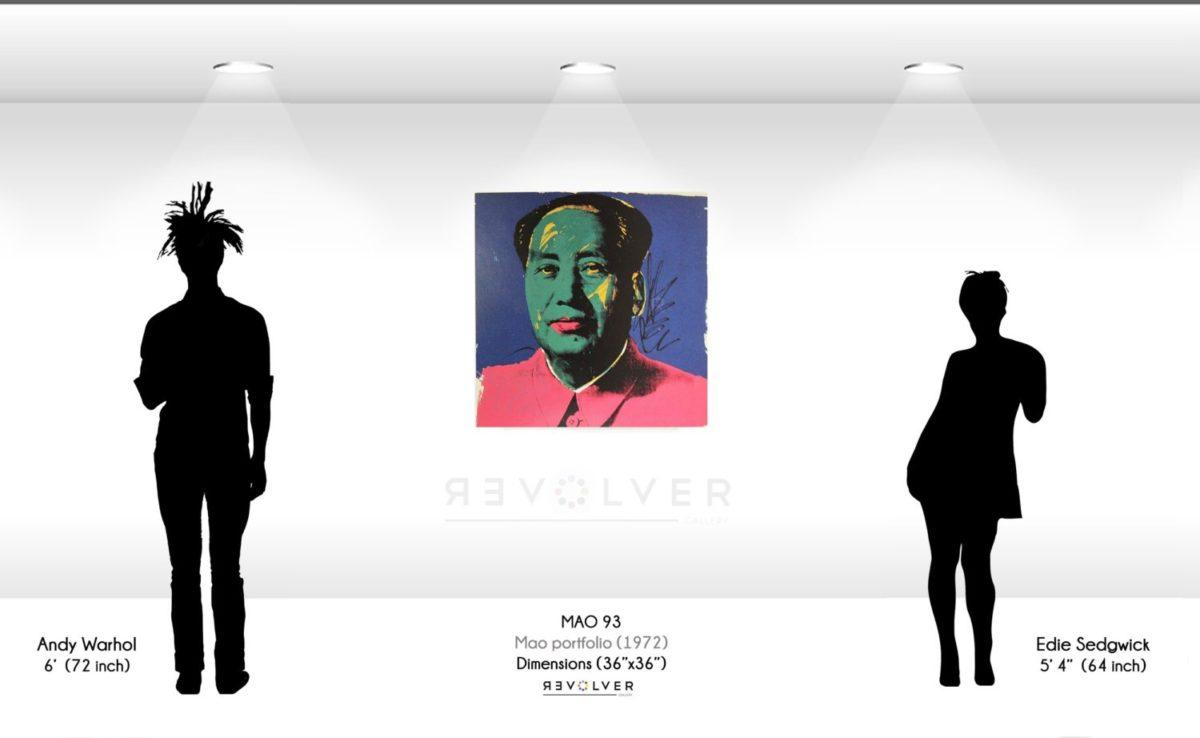 Andy Warhol Mao 93