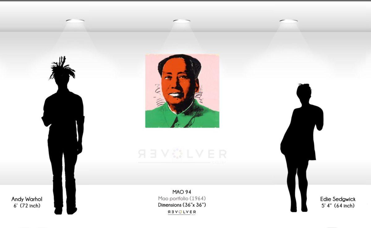Andy Warhol Mao 94
