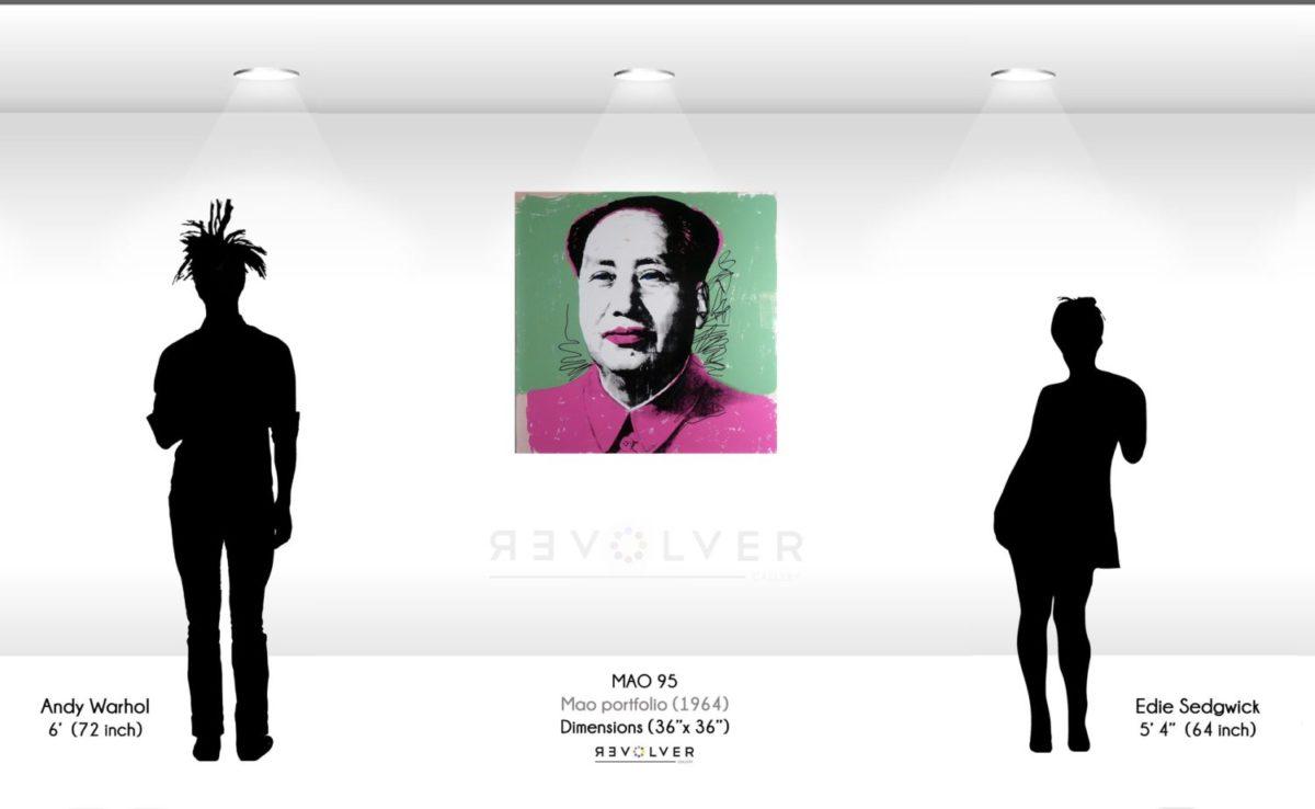 Andy Warhol Mao 95