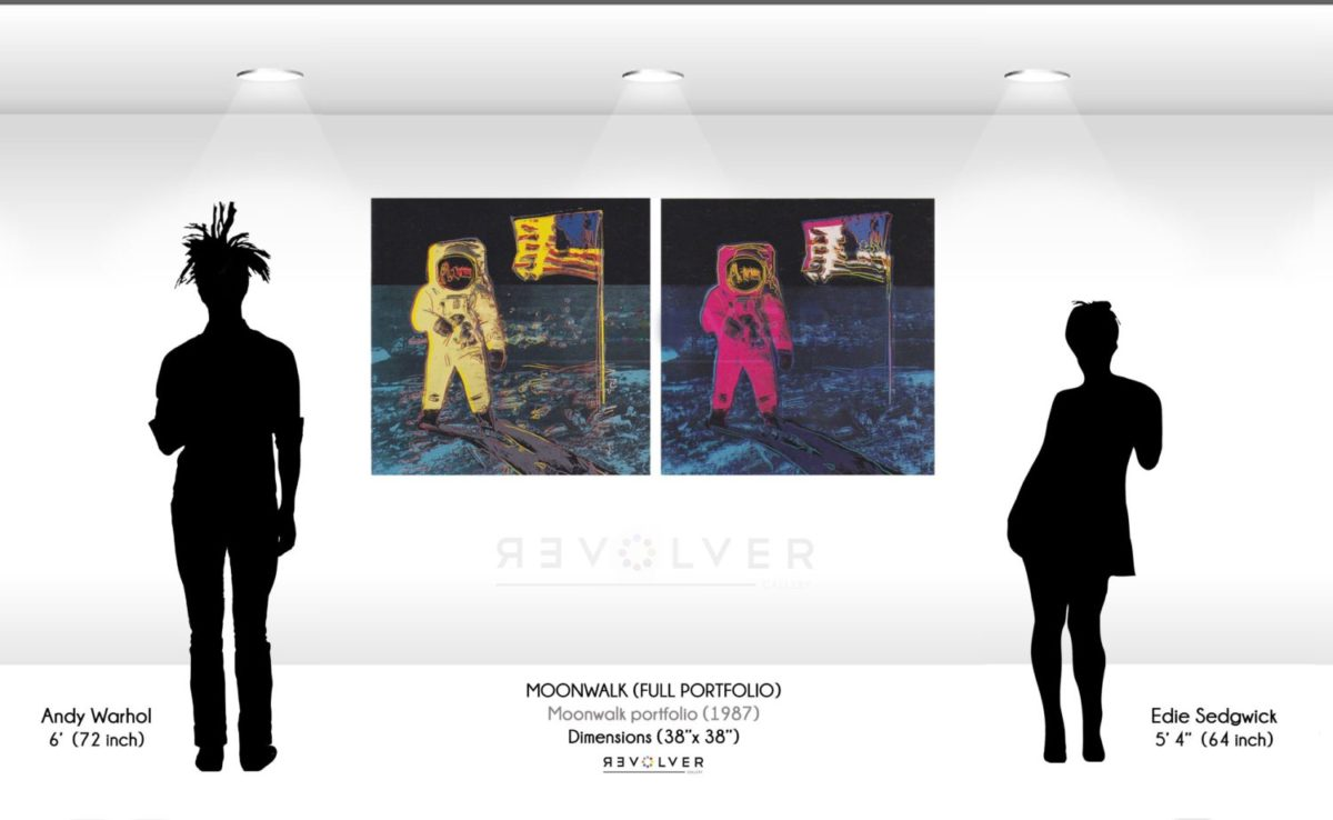 Andy Warhol Moonwalk complete portfolio