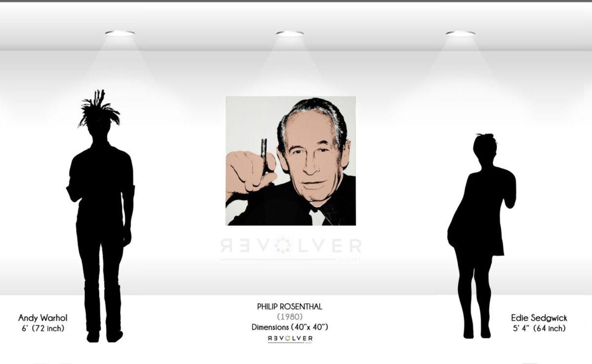 Andy Warhol Philip Rosenthal