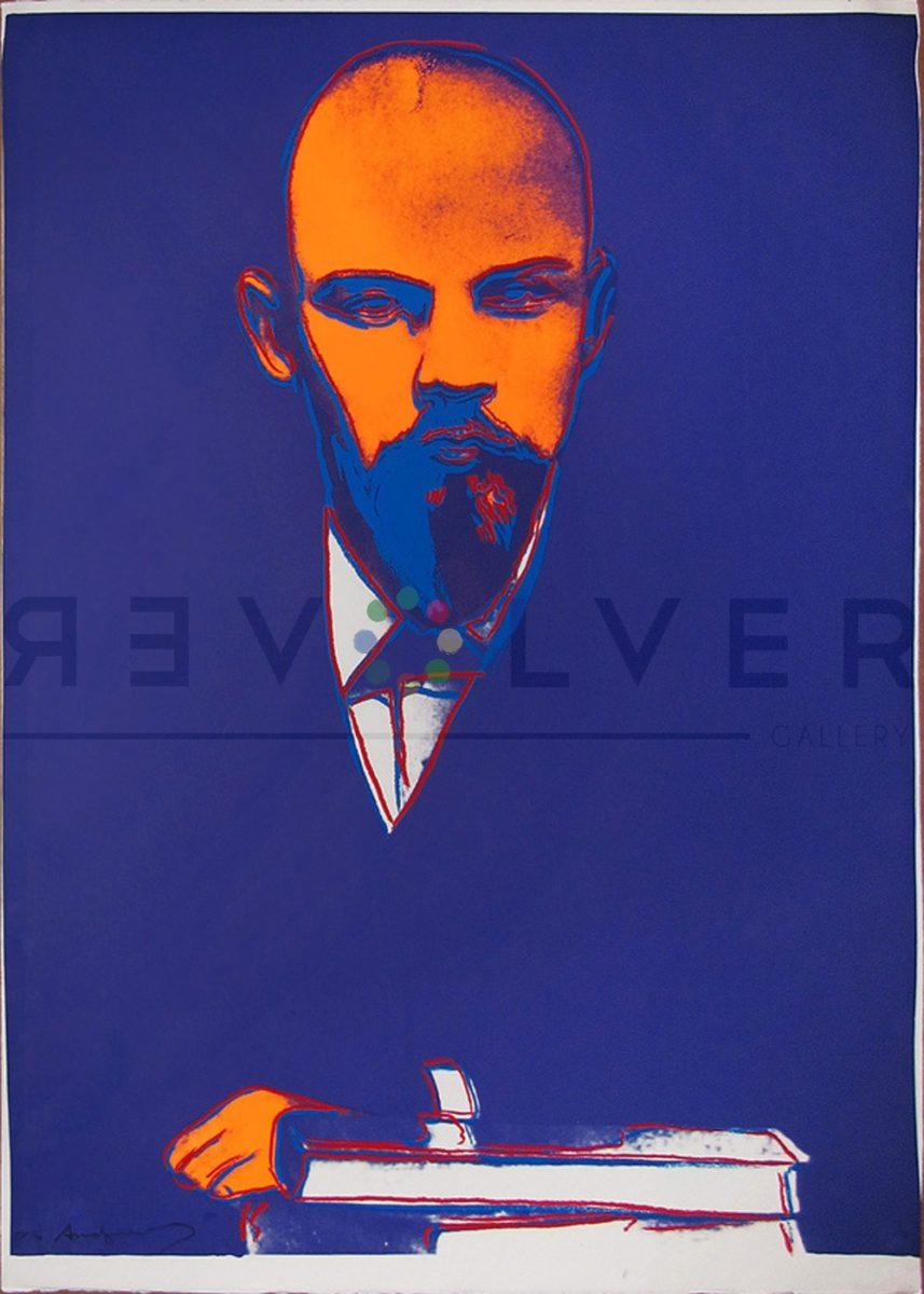 Andy Warhol - Lenin F.S. II 402 TP stock jpg