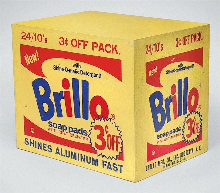 Andy Warhol – Brillo Box