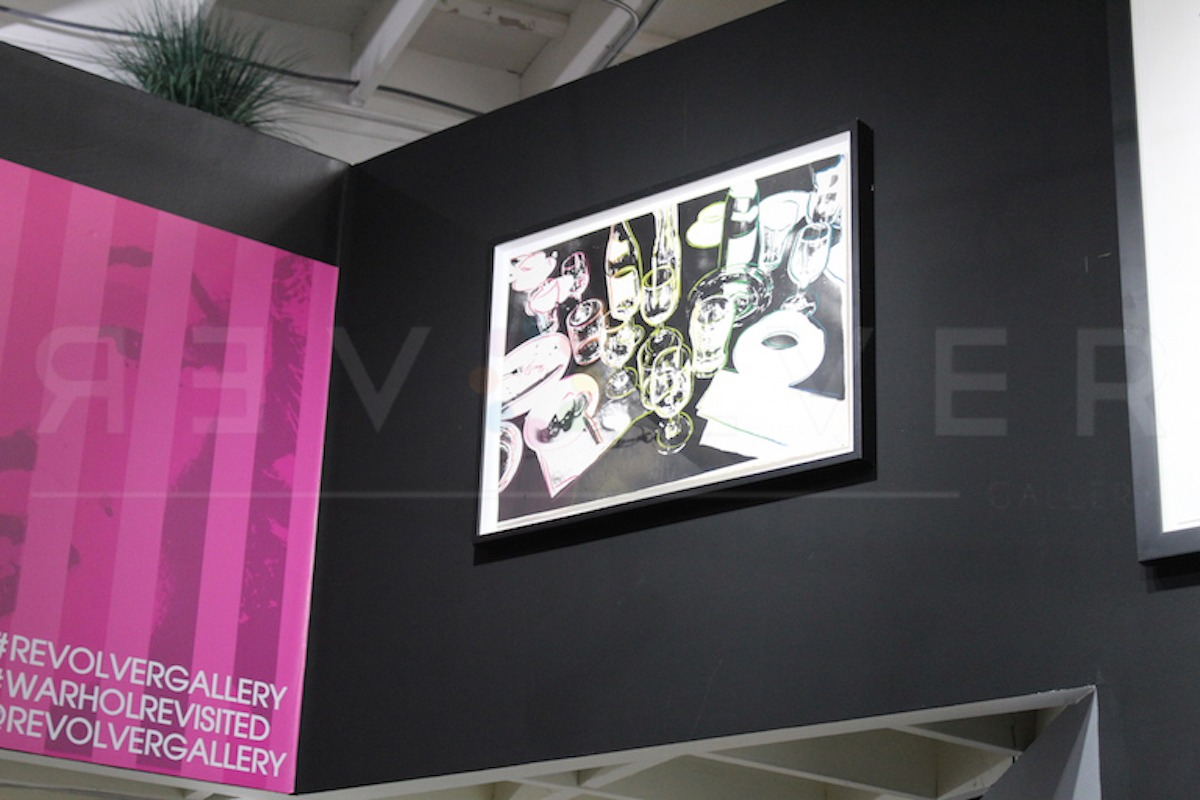 Andy Warhol - After the Party F.S. II 183 framed jpg
