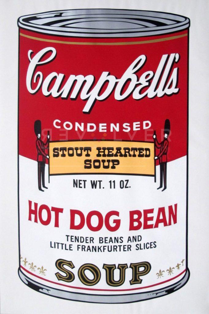 Andy Warhol – Hot Dog Bean F.S. II 59 jpg