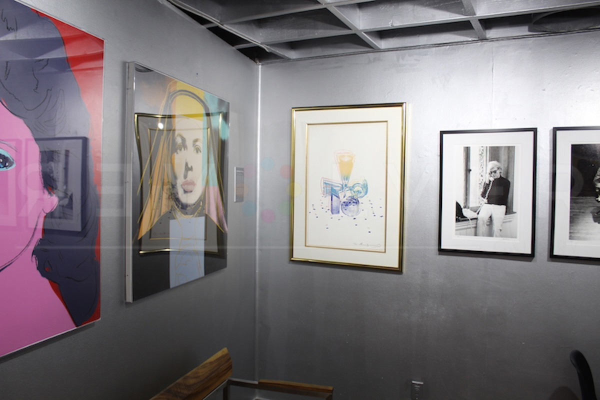Andy Warhol - Committee 2000 F.S. II 289 hanging jpg