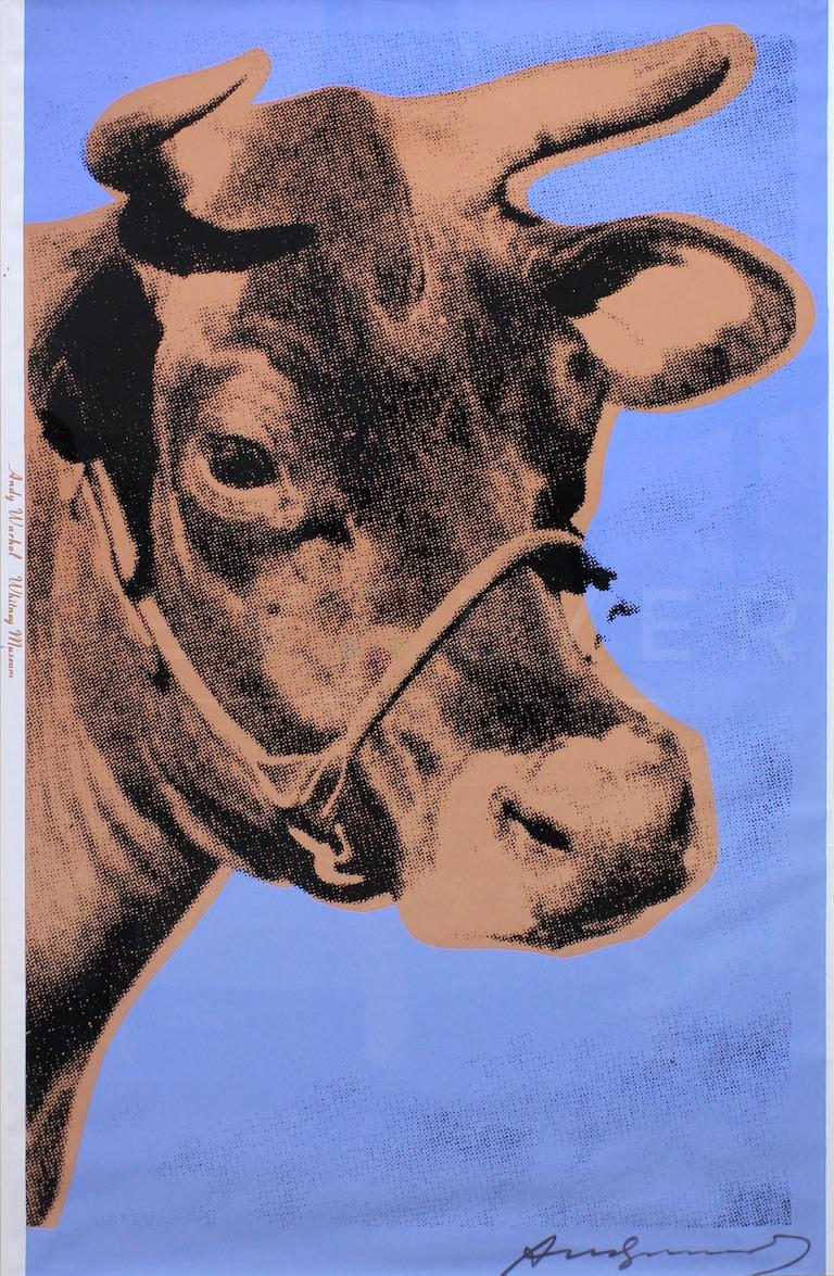 Andy Warhol - Cow F.S. II 11A jpg