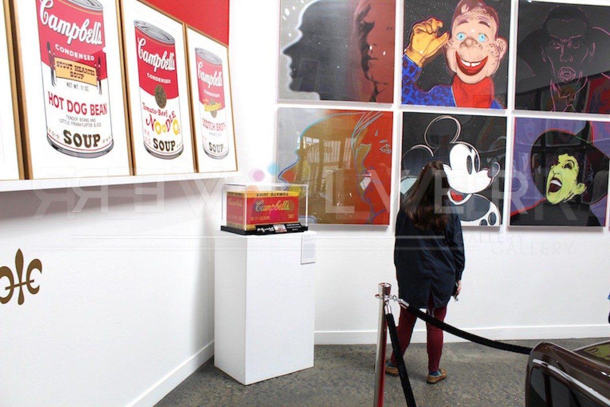 Andy Warhol - Tomato Juice Box in situ jpg