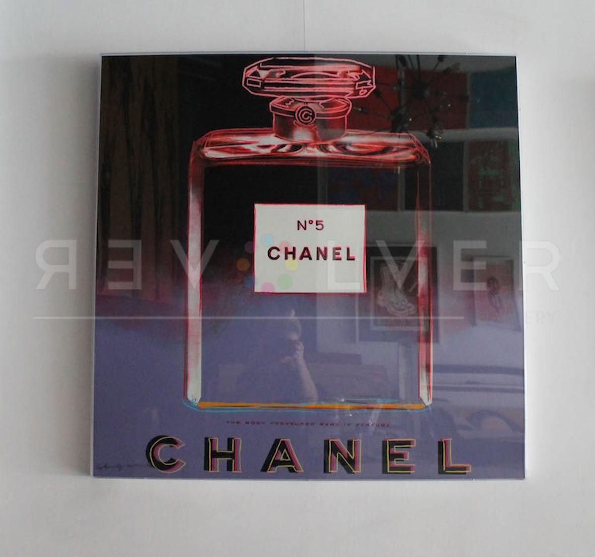 Andy Warhol - Chanel F.S. II 354 framed jpg