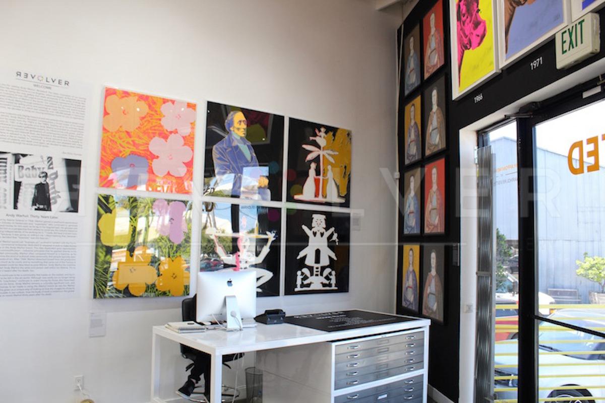 Andy Warhol - Hans Christian Andersen (Full Suite) hanging jpg