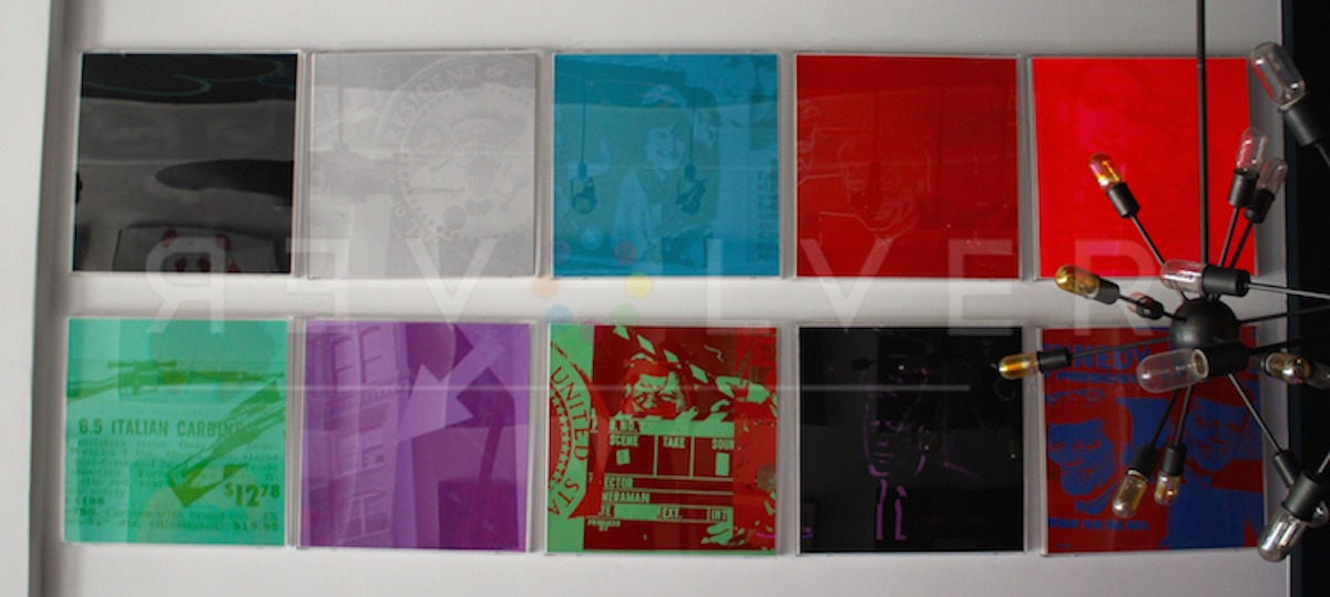 Andy Warhol - Flash F.S. II 32 hanging jpg