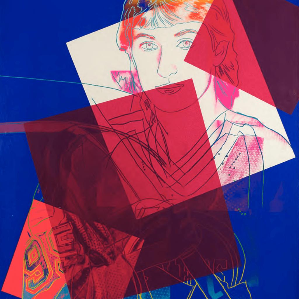 Andy Warhol - Wayne Gretzky F.S. II 306 TP jpg