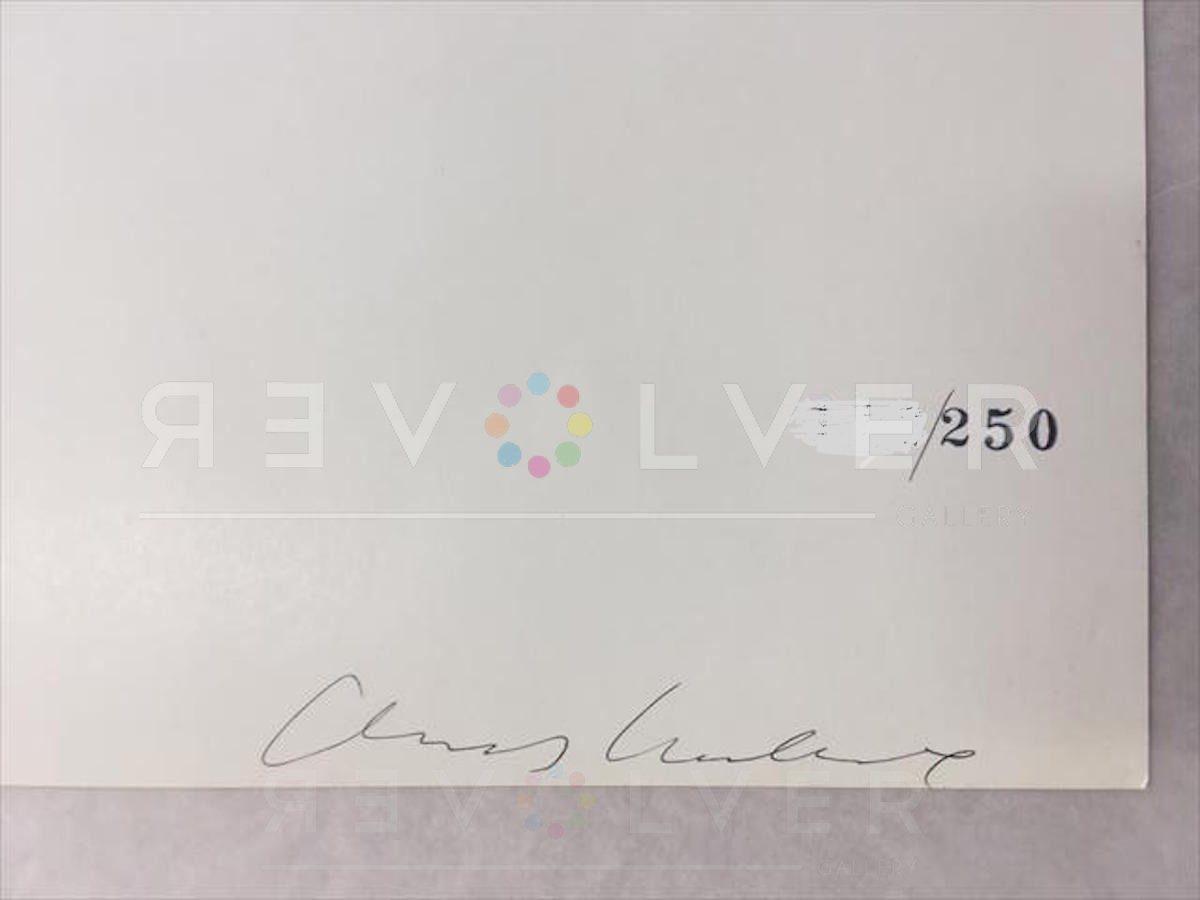 Andy Warhol - Black Bean F.S. II 44 sig blur jpg